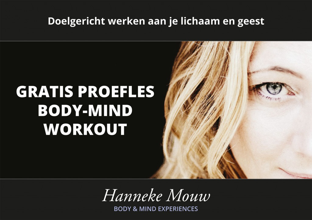 gratis proeflessen body mind workout
