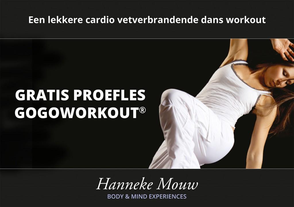 gratis proefles gogo workout